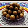 Coconut–Jaggery Sweet / Narkel Naru / Sweet Coconut Ball