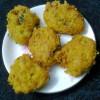 Rice Fritters / Rice Pakora / Rice Boda