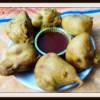 Cauliflower Fritters/ Bengali Fulkopir Chop/Cauliflower Bonda