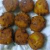 Lentils Fritters/Lentil Pakoda/Massor Dal Bora