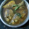 Shorpunti Fish (Olive Barb) In Mustard Sauce/Sorshe- Mach