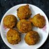 Fritters With Bengal Gram Flour / Bengal Street Food - Fulori