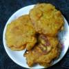 Coconut Fritters/Coconut Pakoda/Nariyel Bonda/Narikel Bora
