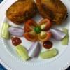 Bell Pepper Fritters / Simla Mirch Pakora / Capsicum Fritters