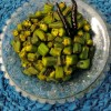 Ladies Finger Recipe/Okra (Bhendi) Fry/Bengali Dherash Bhaja