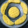 Pumpkin Sweet Sondsh / Misti Kumror Sondesh.