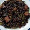Pui Mituli  -  A Delicious Bengali Dish/Malabar Spinach Seeds (Pui Dana) Curry