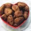Sweet Fritters with ripe Jackfruit / Kathaler Mishti Pakora