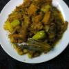 Dry Bombay Duck Curry / Bengali Loitta Shutkir Jhal