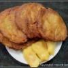 Delicious Sweet Dessert–Ripe Jackfruit Malpua / Kathaler Malpua