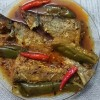Bacha Fish With Eggplant