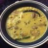 Lentils With Jackfruit Seeds/Moong Dal With Jackfruit Seeds.(Veg.Recipe)