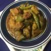 Veg. Eggplant Curry/Begun Borir Torkari