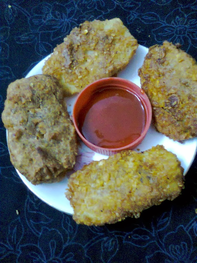 Tilapia Fish Cutlet