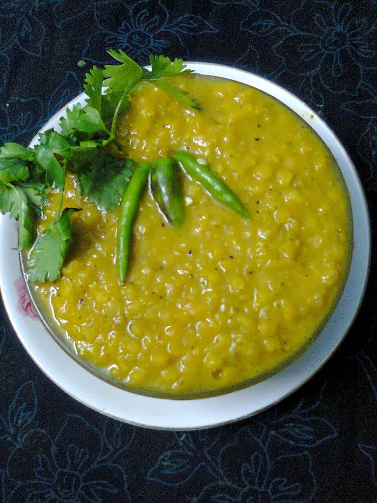 Red Lentils Gravy / Masoor Dal Fry – CookingEnuff
