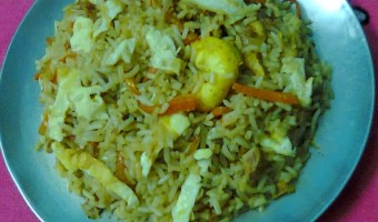 Chinese Fried Rice/Mixed Fried Rice