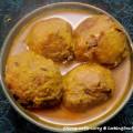 Shrimp Kofta Curry