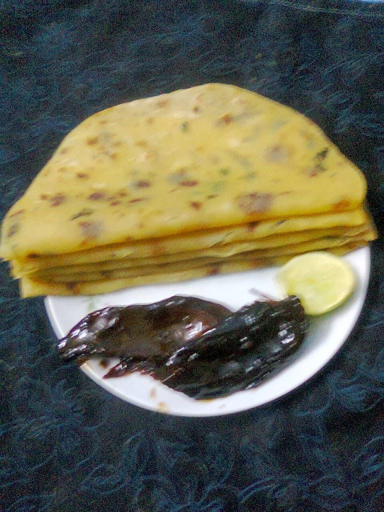 Quick And Easy Potato Paratha / Easy Aloo Paratha