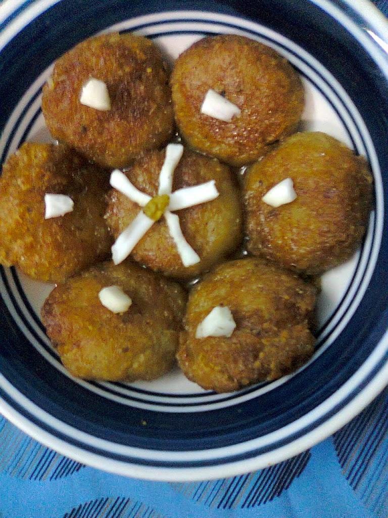 Bengali Sweet | Chirar Pitha