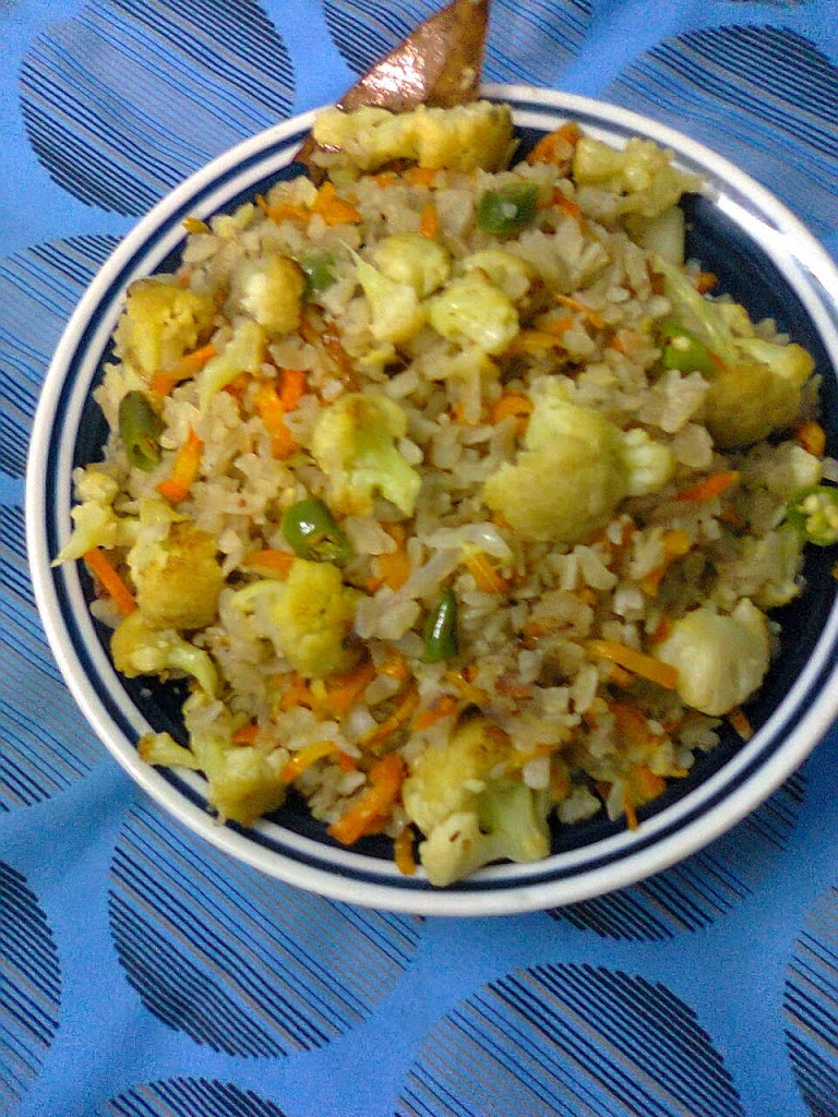Quick and Easy Breakfast | Chirer Pulao | Poha Recipe