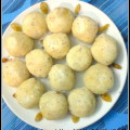 Amond Coconut Laddu