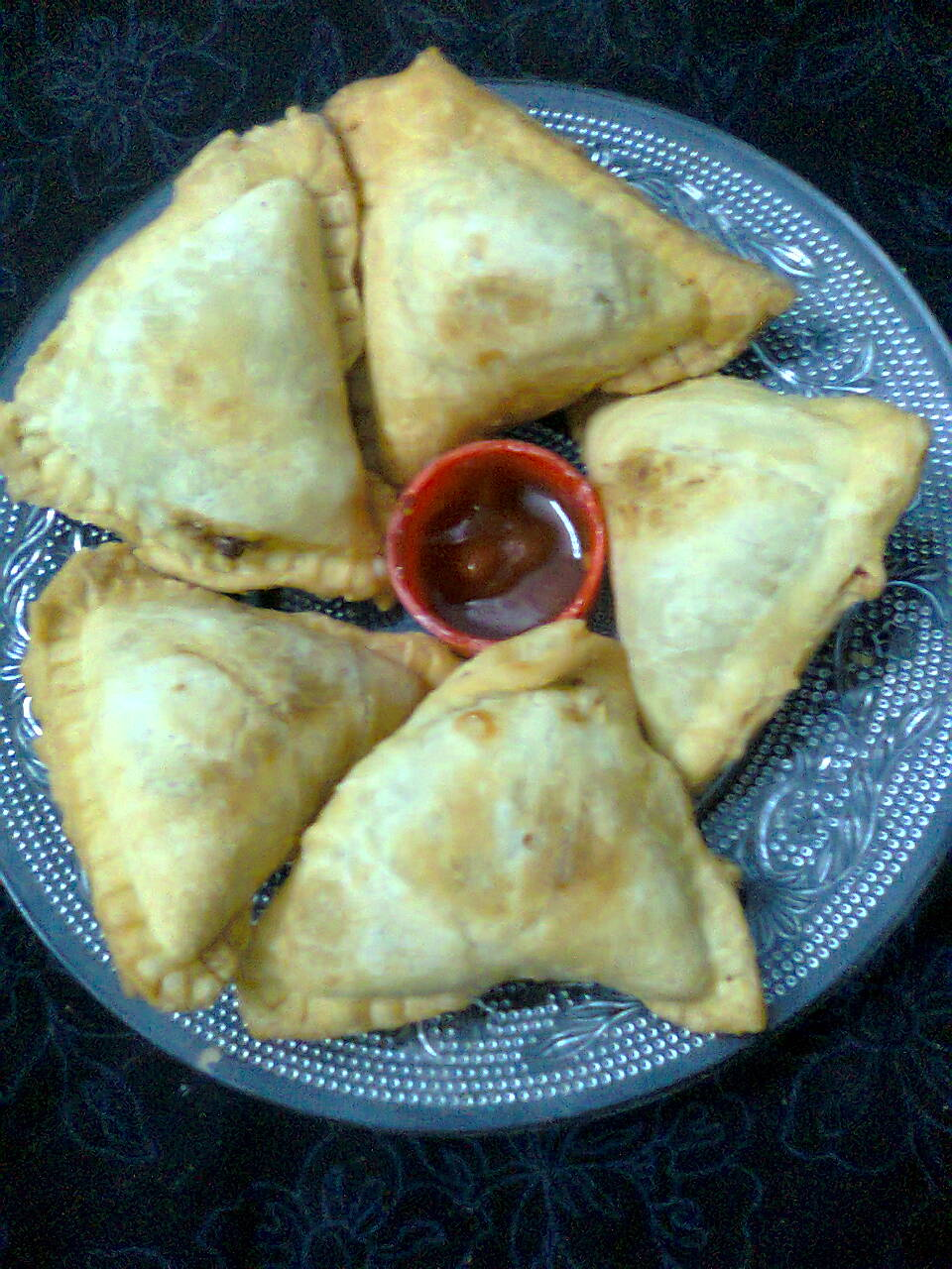 Quick And Easy To Make Snacks (Egg Stuffed)