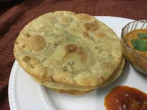 Suji Paratha