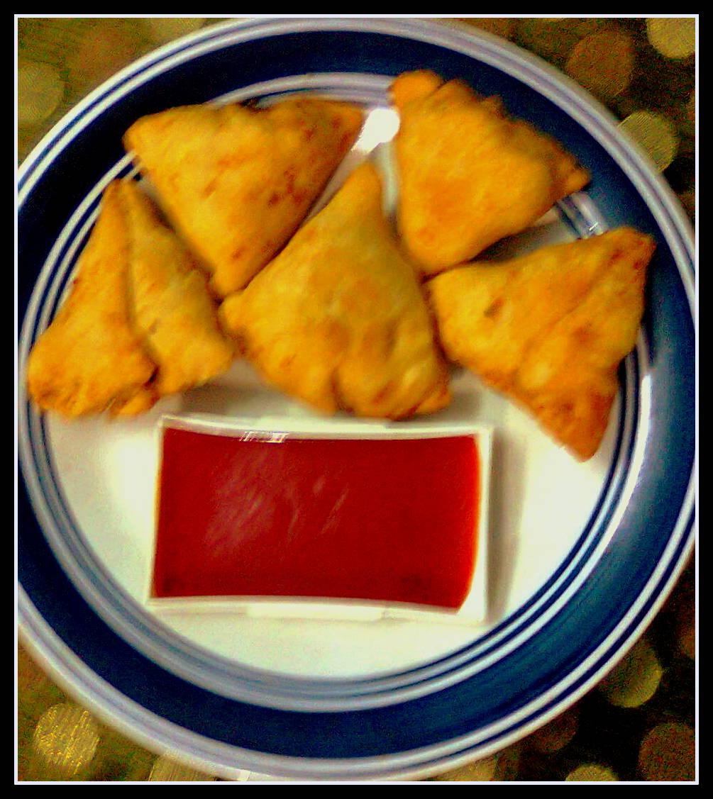 Delicious Snacks–Gobi Samosa / Fulkopir Shingara