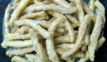 Sweet Snacks–Khurma Recipe / Indian Dessert – Khurma