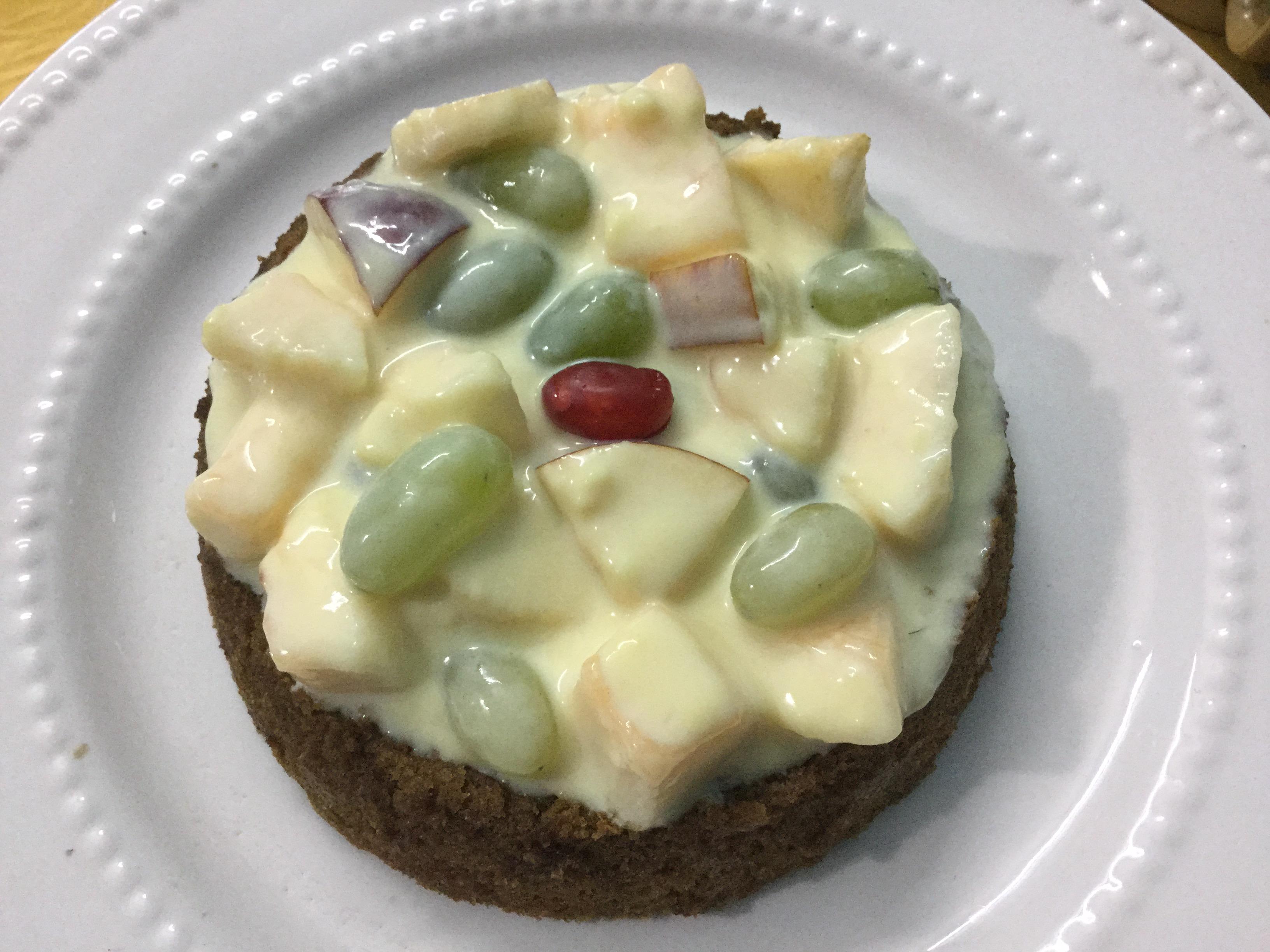 Easy To Make Dessert  –  Custard Cake