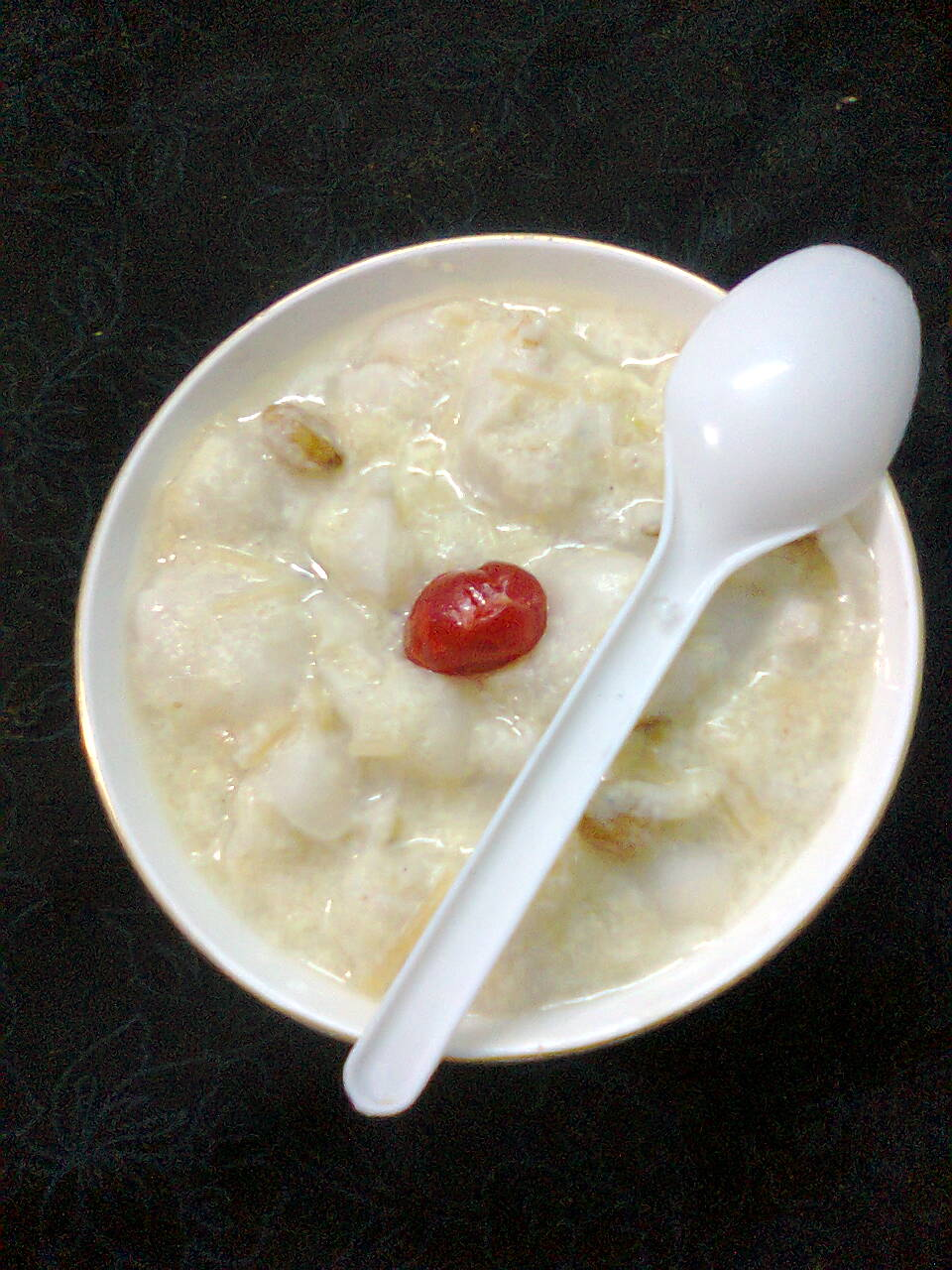 Delicious Summer Dessert – Vermicelli With Lychee