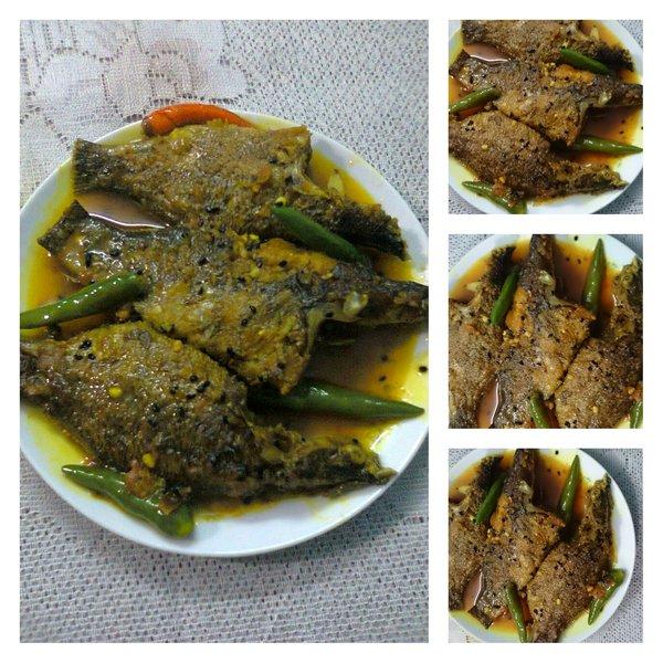 Nadosh Fish Gravy