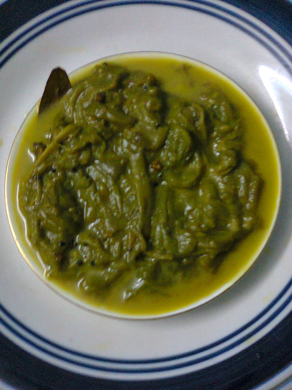 Healthy Stew Made With Water Lily Stems/Shaplar Shukto