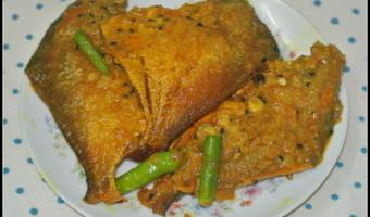 Pomfret Fish Dry Gravy   Pomfret Macher Jhal – CookingEnuff