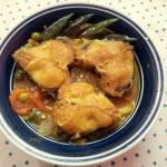 Healthy Fish Gravy In Pressure Cooker/Macher Bati Chochchori