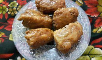 Bengali Sweet–Goja Recipe