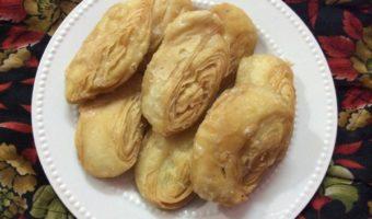 Bijoya Dashami Misti–Khaja Recipe.