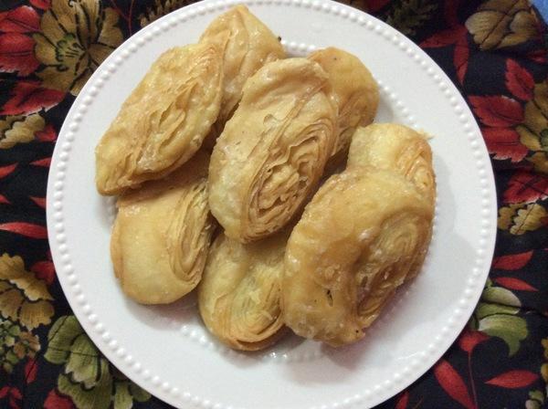Bengali khaja