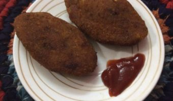 Cottage Cheese /Paneer Cutlet