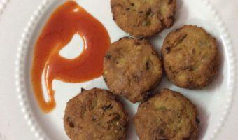 Chana Dal Kabab/ Cholar Daler Kabab