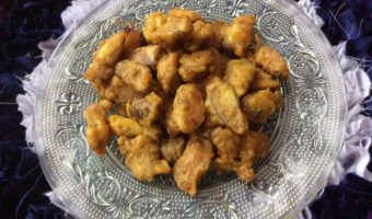 Jackfruit Seeds Snacks/ Jackfruit Seeds Pakora.