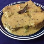 Fish In Milk Gravy/Dudh Rui