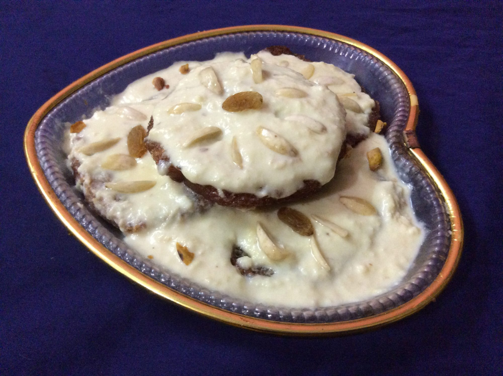 Quick And Easy To Make Dessert — Shahi Tukra Recipe